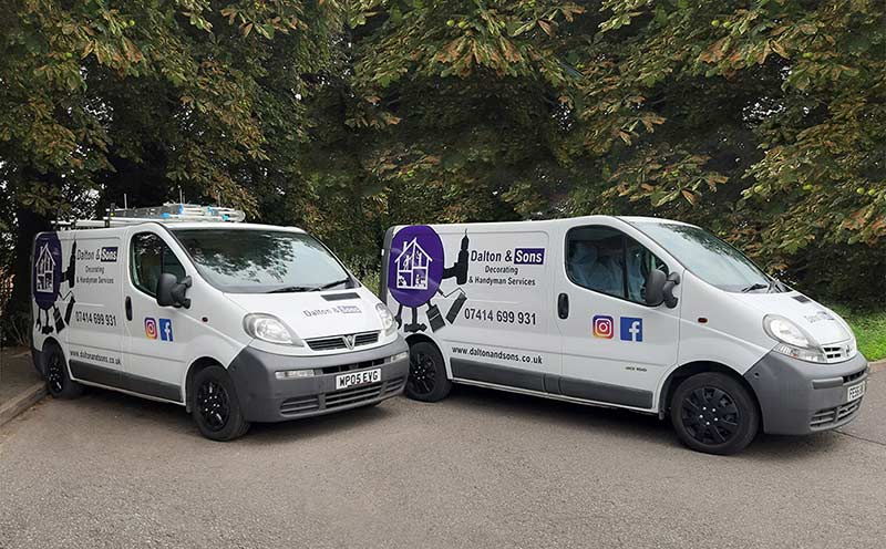 Dalton and Sons Vans